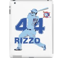 Chicago Cubs Anthony Rizzo iPad Case/Skin