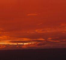 Fire Sky by Vendla