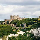 Dover Castle by Jonicool