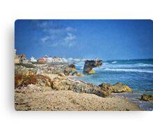 Take me Back, Beach Canvas Print