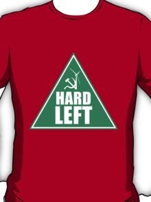 NSW GREENS HARD LEFT FACTION T-Shirt