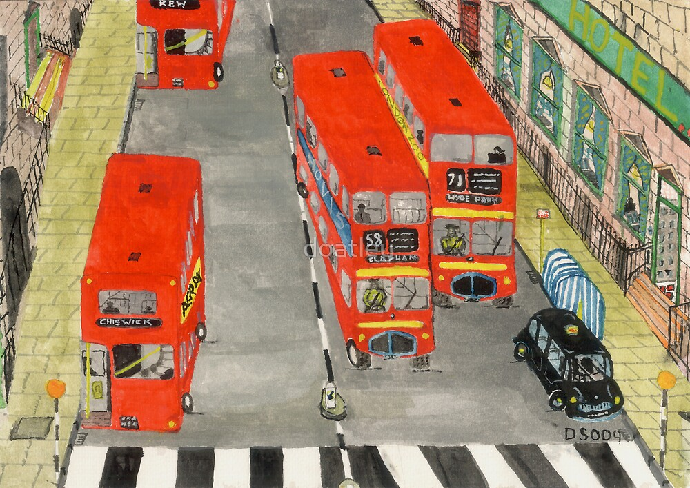 On the  buses 2  by doatley