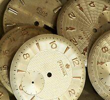 Mon horloger by Etienne RUGGERI Artwork eRAW