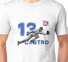 Chicago Cubs Starlin Castro Unisex T-Shirt