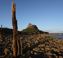 Lindisfarne Castle by virtualbiscuit