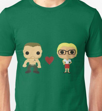 Oliver and Felicity  Unisex T-Shirt