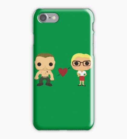 Oliver and Felicity  iPhone Case/Skin