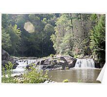 upper Linville Falls Poster