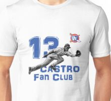 Chicago Cubs Starlin Castro Fan Club Unisex T-Shirt