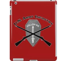 U.S. Infantry - Follow Me iPad Case/Skin