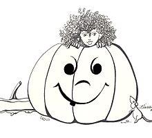 Little Halloween Doodle by ninamarie