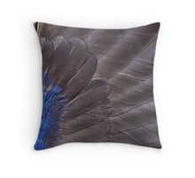Feathers #118 Throw Pillow