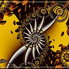Art Like Life: Fractal Images for 2010 by autumngirl