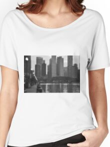City of Big Shoulders Women's Relaxed Fit T-Shirt