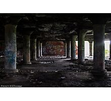 The lost city Photographic Print