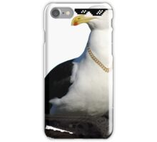 KingPin Seagull! iPhone Case/Skin