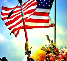 American Pride by Chip  Ford