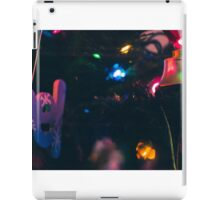 Christmas Lights - 4 - Noel iPad Case/Skin