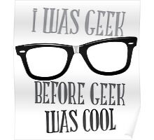 Geek Pride Poster