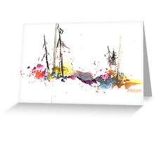 Forest Whimsey Greeting Card