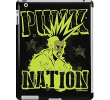 Punk Nation iPad Case/Skin