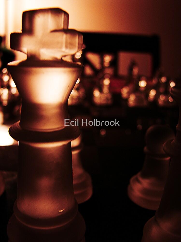 Battleground by Ecil Holbrook