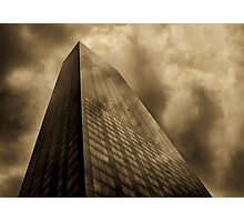 Towering Beauty Photographic Print