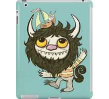 An Ode To Wild Things iPad Case/Skin