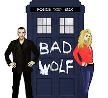 Doctor Who - Bad Wolf by Chris Singley