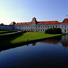 nymphenburg palace by Catherine Keehan