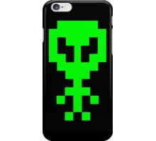 8BIT Alien iPhone Case/Skin