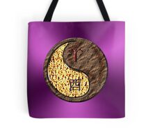 Aries & Rooster Yin Earth Tote Bag