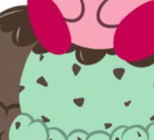 Kirby Sundae Sticker