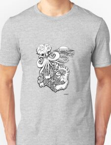 ALIEN SQUID Unisex T-Shirt