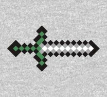 8 BIT Sword Kids Clothes