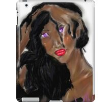 Doll.11 iPad Case/Skin