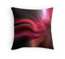 Dreamscape - Cymbidium orchid Throw Pillow