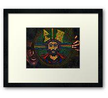 Apostolic Succession Framed Print