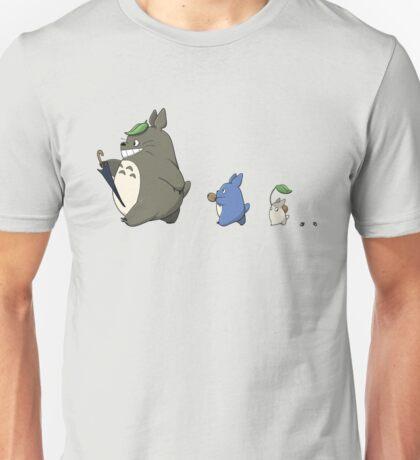 Totoro March! Unisex T-Shirt