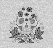 Dot Dot Skull Hoodie