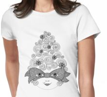 Antoinette Womens Fitted T-Shirt
