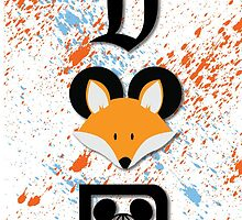 The Disney Fox iPhone Case! SPLAT by TheDisneyFox