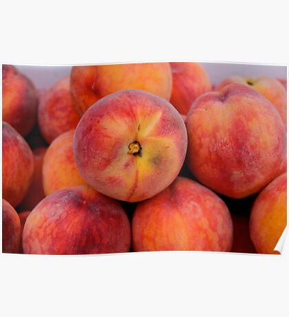 Peaches Poster