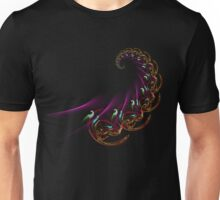 asian fractal spiral Unisex T-Shirt