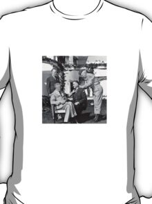 FDR Presenting Medal Of Honor To William Wilbur T-Shirt