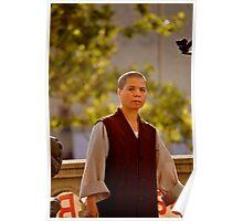 Buddhist Nun or Sangha Poster