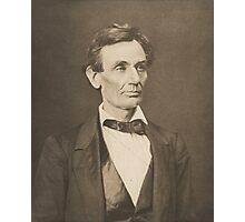 President Abraham Lincoln -- Civil War Photographic Print