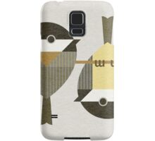 Chickadees Samsung Galaxy Case/Skin