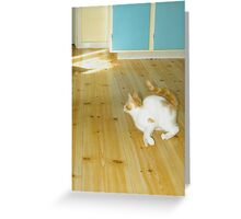 Here I come!!! Greeting Card