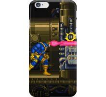 X-Men: Mutant Apocalypse - Cyclops vs Train Phone iPhone Case/Skin